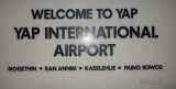 Welcome to Yap International Airport, Federated States of Micronesia