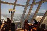 Sailing along the southern coast of the North Island