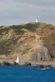 Pencarrow Head lighthouses