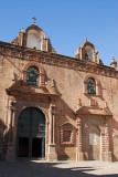 Iglesia del Triunfo, south of Cusco Cathedral, 1536