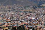 Cusco Stadium and airport