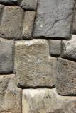 Interlocked stones, Sacsayhuamán