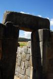 Doorway, Sacsayhuamán