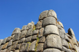 Rounded wall of Sacsayhuamán