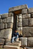 Pedro, Sacsayhuamán