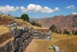 The Inca revolted against the Spanish at Saqsaywamán in 1536, a couple of years after their arrival in Cusco