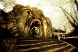 Bomarzo the Park of  Monsters