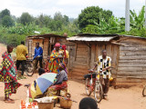 Road side stalls