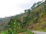 Road down to Lake Tanganyika