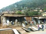 Kigali street stalls