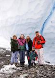 Matanuska Glacier Family Photos
