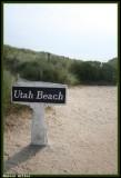 Arrivee sur Utah Beach.