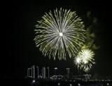 Fireworks in IR