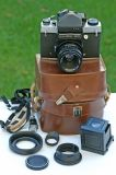 Soviet Optics and Cameras