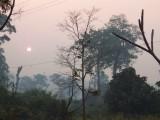 Sunrise at Chiang Dao, Northern Thailand