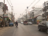 urban area, Chiang Mai Province, Northern Thailand