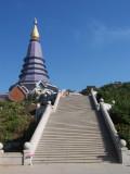 royal pagode at Doi Inthanon