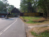 Khao Yai National Park, gate
