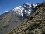 Mount Kuro (4090 m)
