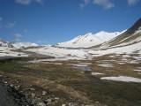 Krestovy Pass (2379 m), Georgian Military Highway