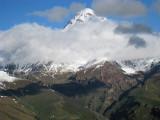 Tsminda Sameba church (2170 m)