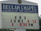 2008 June 11 VBS