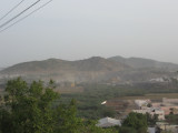 Tirumangai AzvAr is said to have stayed in the hill for 6monhts opposite to Tirunermalai.jpg