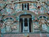 Gopuram close View