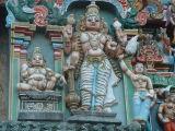 Dwarapalaka Sri Vijaya on Rajagopuram