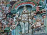 Dwarapalaka Sri Jaya on Rajagopuram