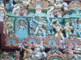 ashtabhujanrusimhar on Rajagopuram