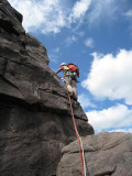 Scotland Climbing in Applecross