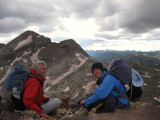 On Hunchback Mountain San Juans