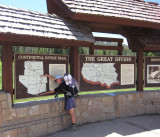 At Wolf Creek Pass, Colorado