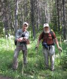 John 'the scotsman' and eric in Montana