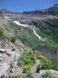 Ahern Creek, Glacier NP