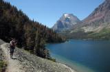St Mary's Lake, Glacier NP