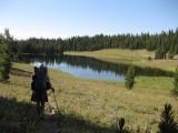 High Lake, Yellowstone NP