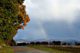 Rainbow on Burton Hill