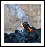 Rafi's campfire shot