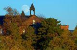 Harvest Moon & Monastery Tower