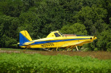 Air Tractor (Before Crash)