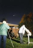 Mom & Dad Observing Hale/Bopp