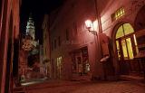 Ceske Krumlov town