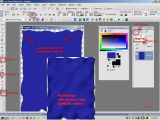 Create Fabric in PSP with Warpbrush by Anita Stanhope
