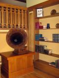 A gramaphone