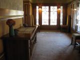 The open foyer