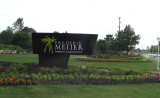 Entrance to the Meijer Gardens