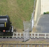 Track gates