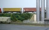 E&SH shuttling grain cars behind Colfax